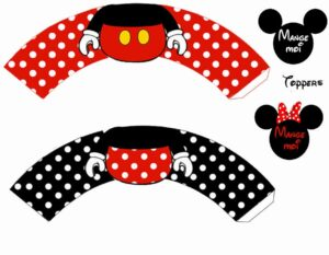 wrappers-mickey