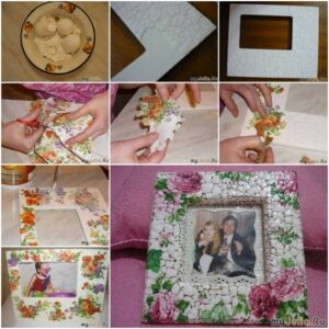 PORTARRETRATOS DIY How-To-Make-Eggshell-Mosaic-Picture-Frame-of-your-photo-collage-step-by-step-DIY-tutorial-instructions-thumb-512x512