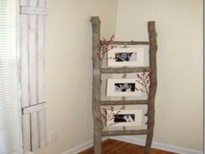 portarretratos diy Diy-Tree-Branch-Picture-Frames