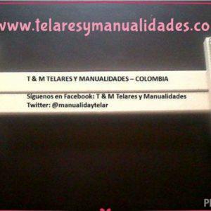 kit telar indio o telar de bisutería Envíos a toda Colombia www.telaresymanualidades.com
