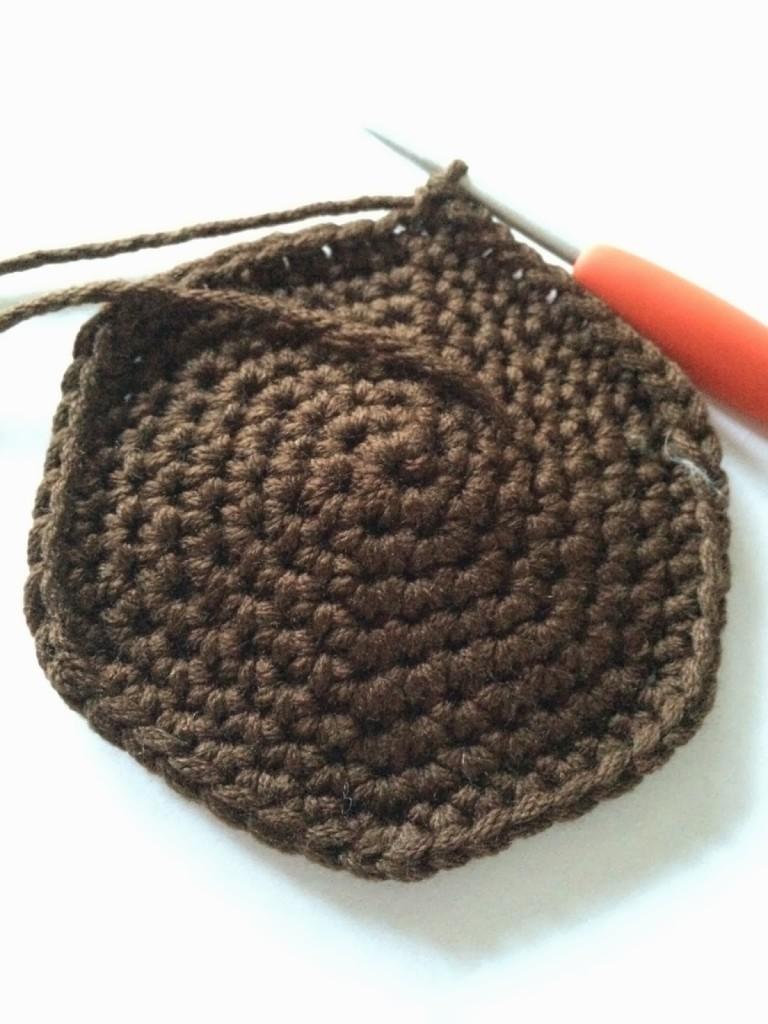 base arbol patrón arbol navidad crochet