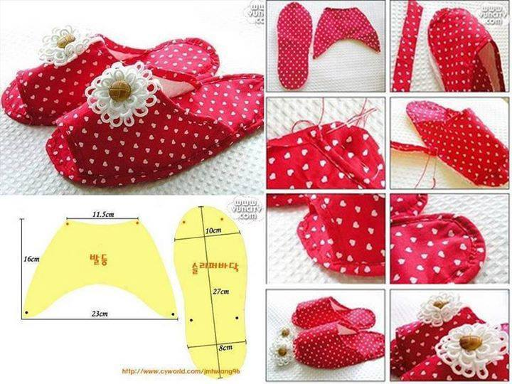 patrones de zapatos para bebé