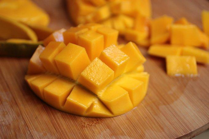cheesecake de mango imagen de cocina central net