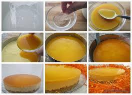 cheesecake de mango paso a paso