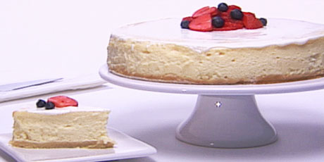 imagen destacada cheesecake New York Style Cheesecake_003