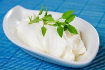 Sour cream Crema agria casera